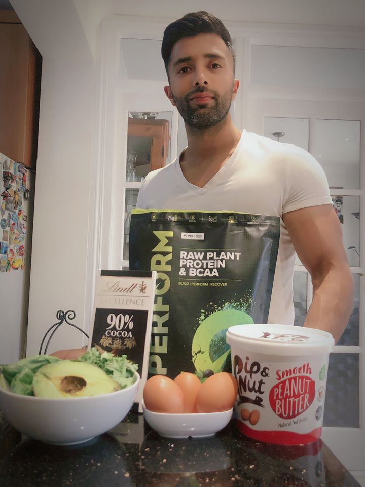 TOP 6 FOODS I EAT TO STAY LEAN by Sonny Phull