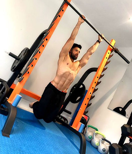 Picture of Sonny Singh Phull - Fitness Hacks