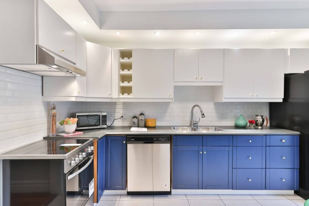 Picture of DIY Kitchen Cabinets