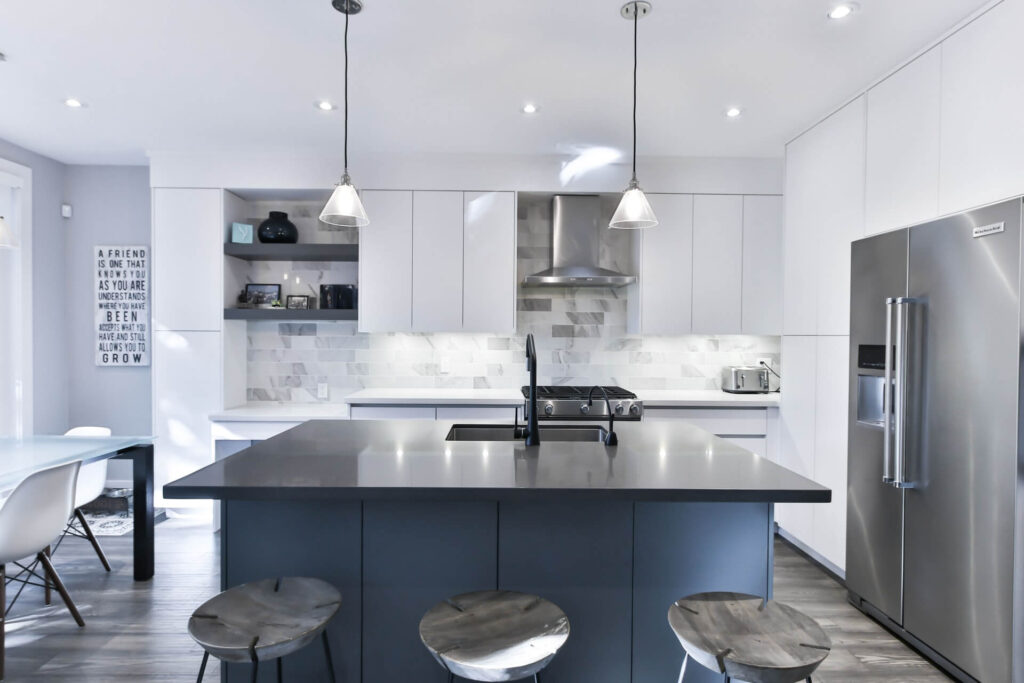 Picture of Organized and Beautiful Kitchen - Remodel Idea