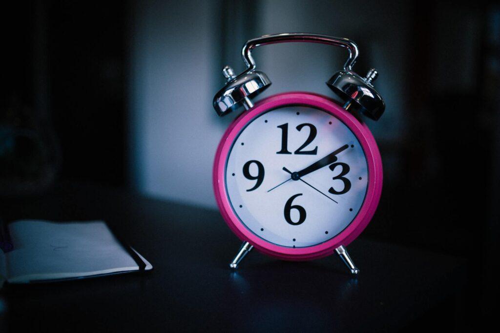 Picture of Clock - Good Night Sleep