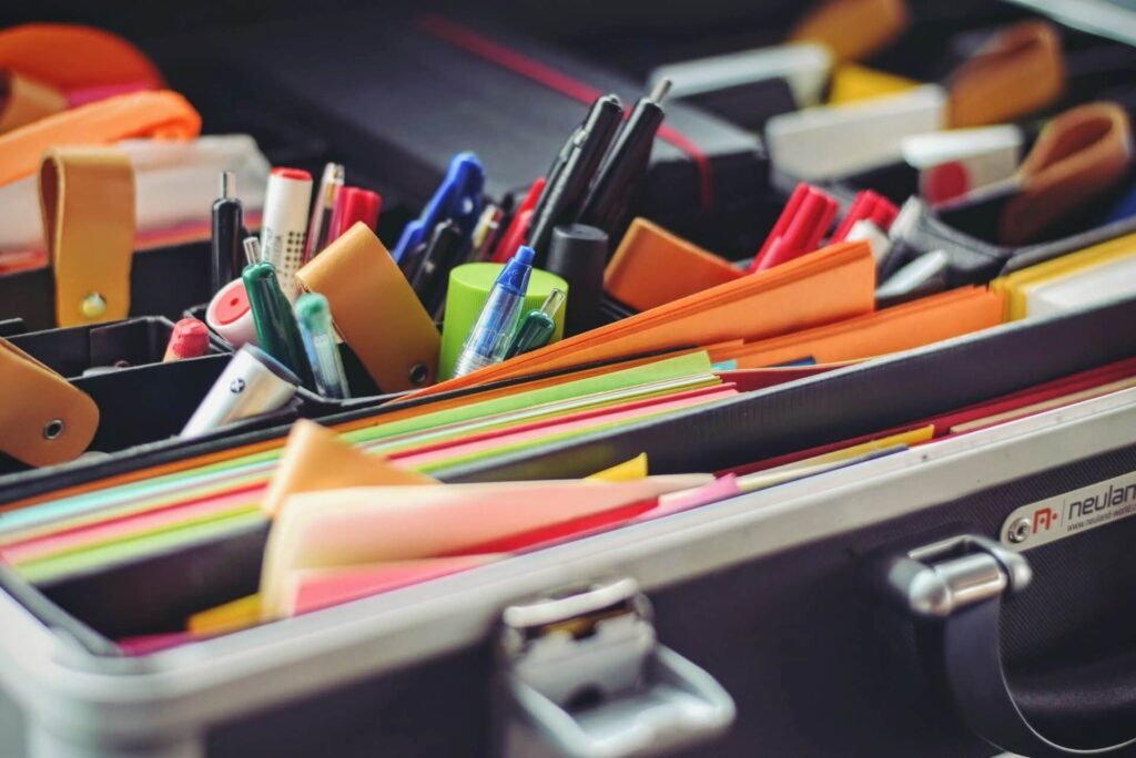 Picture of Office Supplies by Tim Gouw