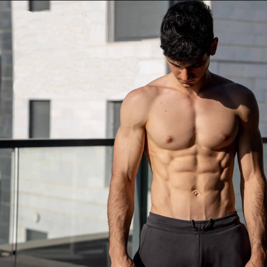 Picture of 23 Years Old Fitness Trainer Elad Michaeli